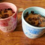 Brownie in a Mug, Microwave Brownie,  2 minute Brownie