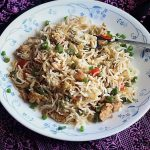 Easy Chicken Fried Rice Recipe, Restaurant Style (Step By Step, Video)