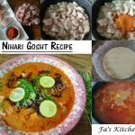 Nihari Gosht Recipe, How to make Mutton Nihari, Pakistani