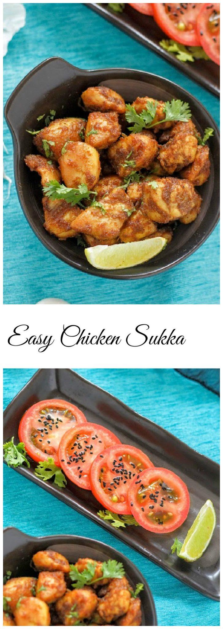 Chicken Sukka Recipe-Chicken Chukka Recipe-Halaal Recipes ...