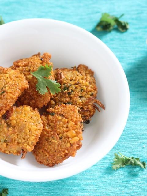 Masala Vada Recipe, Masala Vadai,  மசாலா வடை
