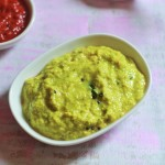 Green Coconut Chutney-Curry Leaves Chutney recipe