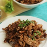 Spicy Shredded Chicken filling recipe, how to make shredded chicken