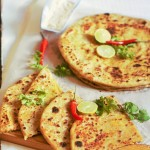 Chicken Keema Paratha Recipe, How to make chicken keema paratha