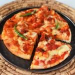 Chicken Tikka Pizza Recipe, How to make Chicken tikka pizza
