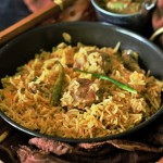 Lucknowi Mutton Biryani Recipe-Awadhi Biryani