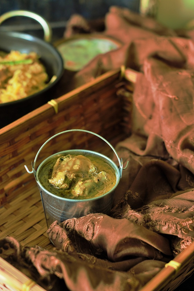 Achari Baingan recipe - How to make achari bangan. Another variation of the humble egg plant flavored with pickling spices.