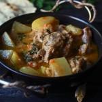 Aloo Gosht recipe, How to make Potato Mutton Curry
