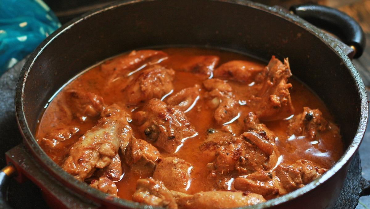 Dahi Chicken recipe, Chicken in Yogurt Curry, Dahi Wala Murgh