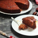 Dates Cake recipe, how to make simple dates cake