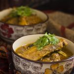 Chettinad Fish Curry, Meen Kulambu, South Indian