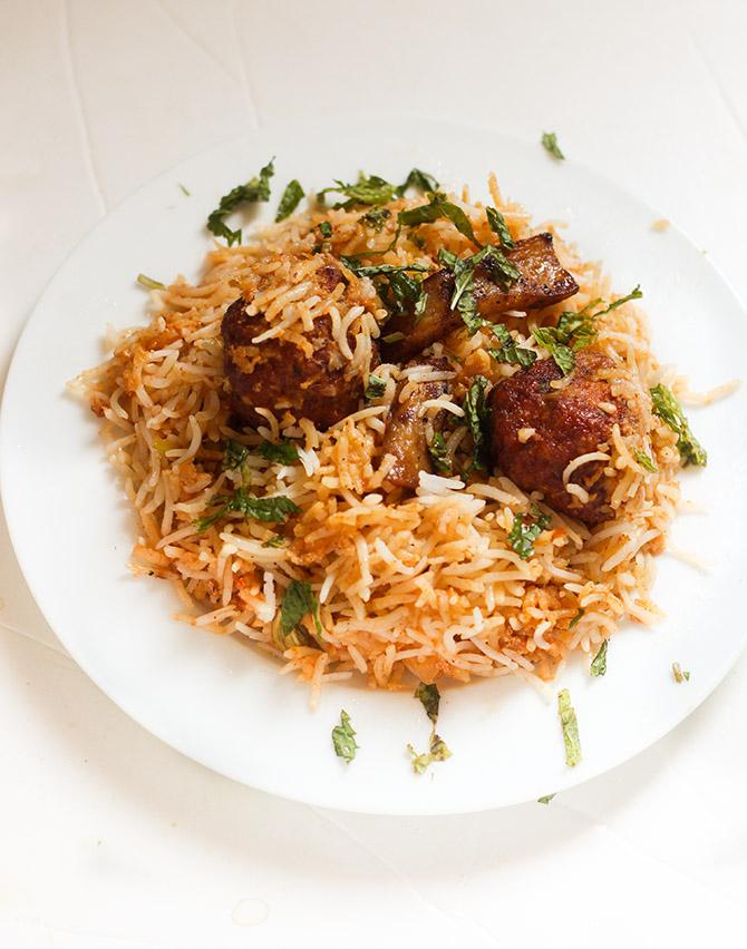 how to prepare egg biryani in kannada