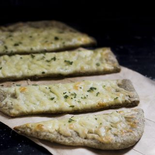 Za'atar Flatbread, Zaatar filled flatbread cheese recipe is another bread recipe from the Middle Eastern or the Arabic cuisine.