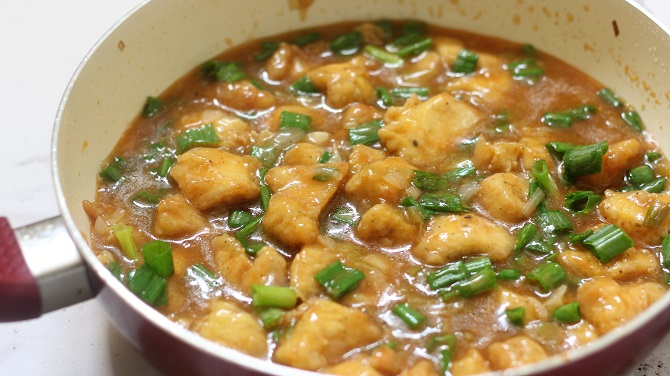 Chicken manchurian gravy recipe how to make chicken manchurian chicken manchurian gravy recipe continuing with my indo chinese cuisine here is another popular forumfinder Image collections
