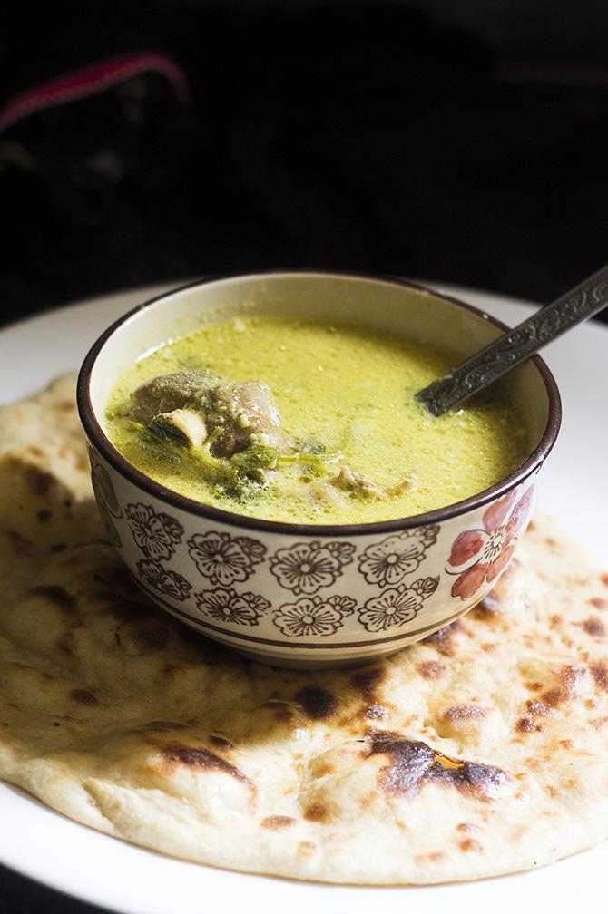 Hyderabadi Marag Recipe Spicy Mutton Soup Fas Kitchen