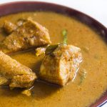 Fish Curry, Village Style, Nattu Meen Kulambu
