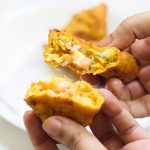 Stuffed Bread Pakoda recipe, How to make Bread Pakora