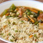 Veg Fried Rice Recipe, How to make vegetable fried rice