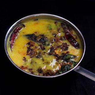 mix dal tadka recipe in a bowl