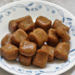 Chewy Caramel Candy, 2 Ingredient Caramel Toffee