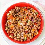 Peanut Chat Masala Recipe, How to make peanut chat