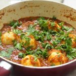 Egg Curry recipe made with simple and basic ingredients is surely a quick fix when you are short on time. This curry is a very simple dish yet very presentable to serve to guests.