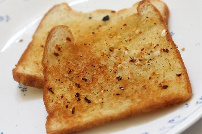 Garlic Bread Recipe How To Make Garlic Bread Fas Kitchen
