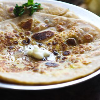 Paneer Paratha Recipe is a delicious and yummy Indian stuffed bread recipe. It is so easy and delicious that your family will keep asking you for more.